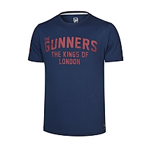 Arsenal Gunners Kings of London T-Shirt