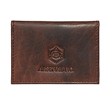 Arsenal Heritage Leather Season Pass Holder