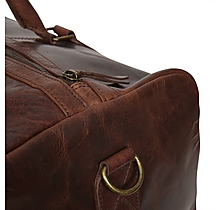 Arsenal Heritage Leather Holdall