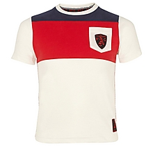 Arsenal Kids Cut & Sew T-Shirt (2-13yrs)