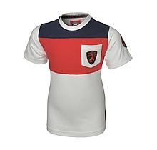 Arsenal Infant Cut & Sew Crew T-Shirt