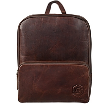 Arsenal Heritage Leather Backpack