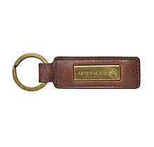 Arsenal Heritage Leather Keyring