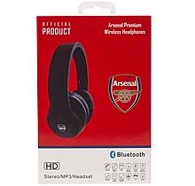 Arsenal Premium Bluetooth Headphones