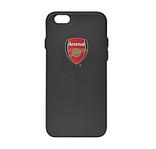 Arsenal iPhone 7/8 Black Crest Phone Case