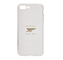 Arsenal iPhone 7/8 Clear Cannon Case