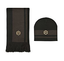 Arsenal Heritage Hat & Scarf Set