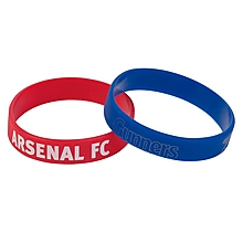 Arsenal 2pk Wristbands