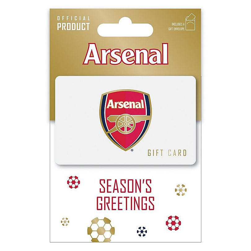Arsenal seasons greetings gift card official online store arsenal seasons greetings gift card 15 m4hsunfo