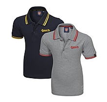 Arsenal Kids 2 Pack Polo Shirts (2-13yrs)