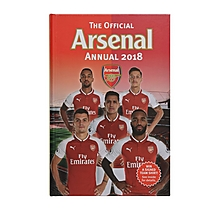 Arsenal Official 2018 Annual