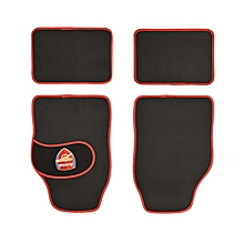 Arsenal 4 Piece Car Mat Set
