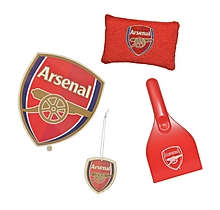 Arsenal Car Accessories Set