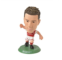 Aaron Ramsey 17/18 Home Kit Figurine