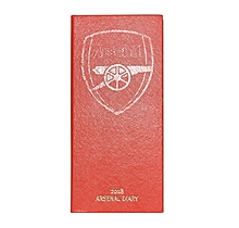 Arsenal Slim Pocket 2018 Diary