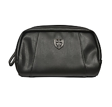 Arsenal Faux Leather Toiletries Bag
