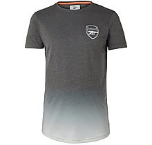 Arsenal Since 1886 B&W Ombre T-Shirt