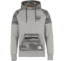 Arsenal Since 1886 Digi Camo X Front Hoody