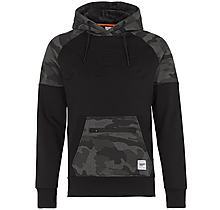 Arsenal Since 1886 Camo Black Embossed Hoody