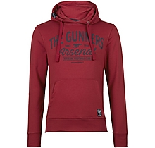 Arsenal The Gunners X Front Hoody