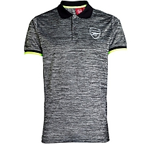 Arsenal Leisure Neon Trim Polo Shirt