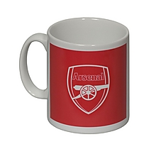 Arsenal Personalised 100 Percent Mug