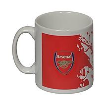 Arsenal Personalised Proud Mug