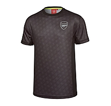 Arsenal Leisure Neon Trim Geo T-Shirt