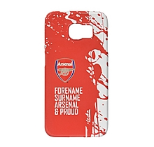 Arsenal Personalised Proud Phone Case