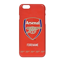 Arsenal Personalised Crest Phone Case