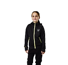 Arsenal Kids Leisure Zip Hoody (4-13yrs)