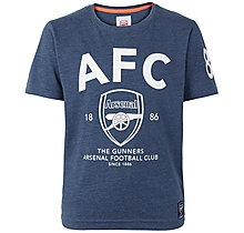 Arsenal Kids AFC T-Shirt (4-13yrs)