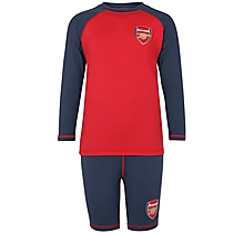 Arsenal Kids Leisure UV Swimsuit (4-13yrs)