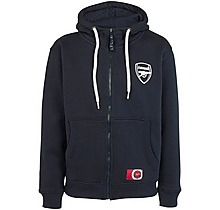 Arsenal Kids Zip Hoody (4-13yrs)