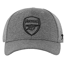 Arsenal Grey Tonal Jersey Cap