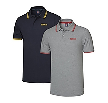Arsenal 2pk Embroidered Polo Shirts