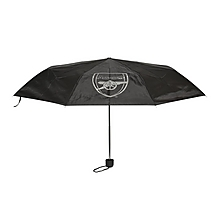 Arsenal Black Telescopic Umbrella