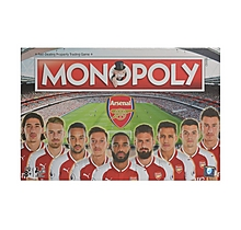 Arsenal Monopoly Game