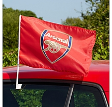 Arsenal Car Flag Two Pack