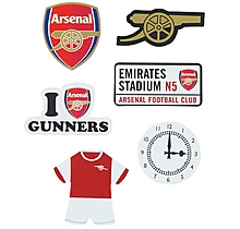 Arsenal Magnet Set