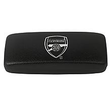 Arsenal Black & Silver Foil Case