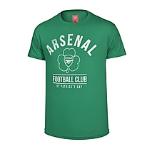 Arsenal St Patricks Day T-Shirt