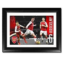 Arsenal Koscielny 17/18 Landscape Player Profile