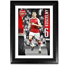 Arsenal Koscielny 17/18 Portrait Player Profile
