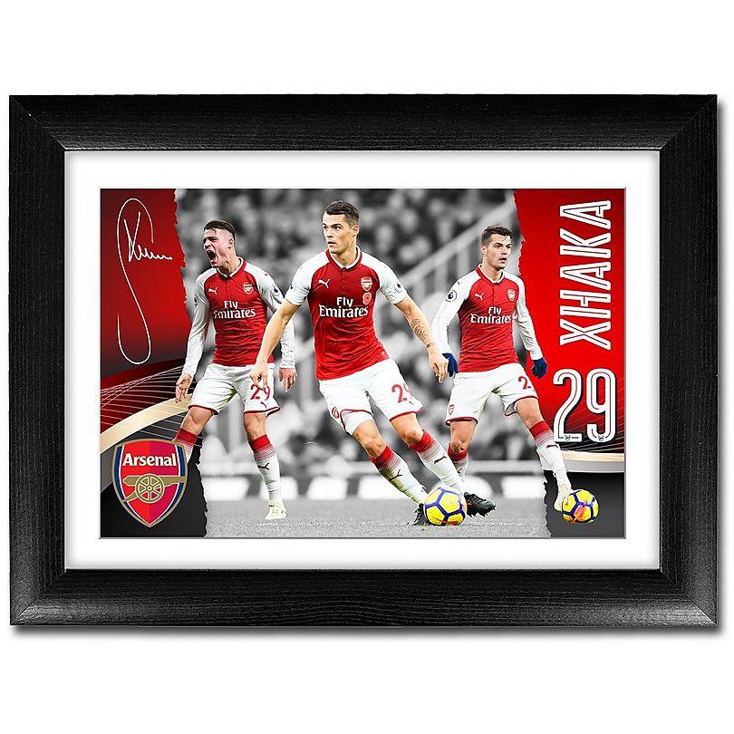 b316987fd Arsenal Xhaka 17 18 Landscape Player Profile