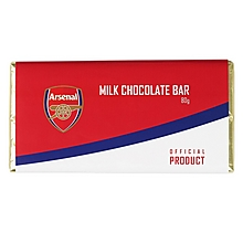 Arsenal Milk Chocolate Bar
