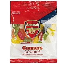 Arsenal Jelly Beans Bag
