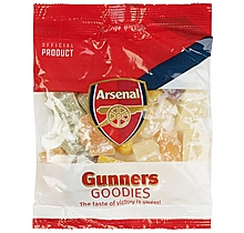 Arsenal Jelly Baby Sweets Bag