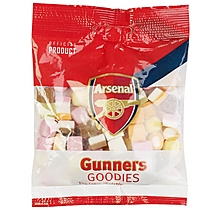 Arsenal Dolly Mixture Sweets Bag