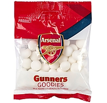 Arsenal Imperial Mints Sweets Bag